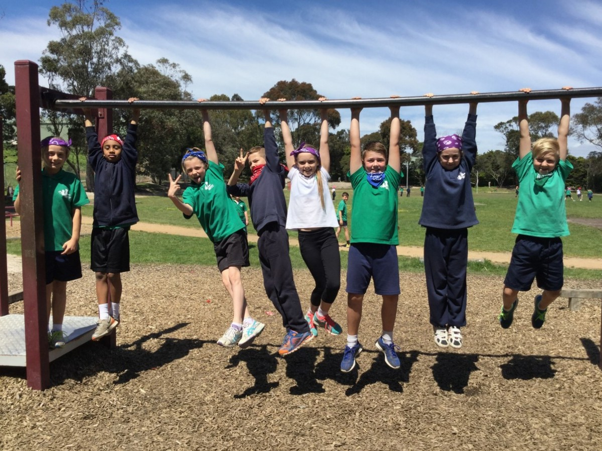 Bandanna Day 2016 Cranbourne South Primary School