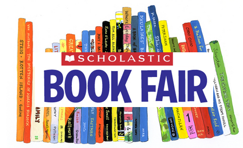 Scholastic Book Fair – Now open