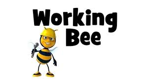 Working Bee – Saturday, 23 February 2019