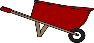 wheelbarrow-clipart-red-wheelbarrow