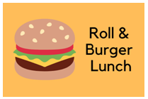 Roll & Burger Lunch – Quench Aqua Fruit Drinks availability
